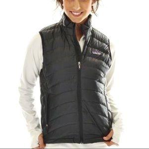 Patagonia women's down vest